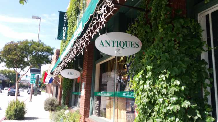 PASADENA Antiques & Design from 10/25/2019 to 10/26/2023
