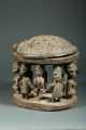 Figurative Kola Nut Bowl