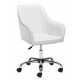 Curator Office Chair, White
