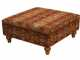 Upholstered Coffee Table- #WDOTTO43