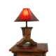 WESTERN TRADITIONS – GOLDEN GATE TABLE LAMP