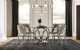 Athens Dining Table with Diana Dining Chairs