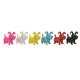 Dog Figurines 6 Asstd