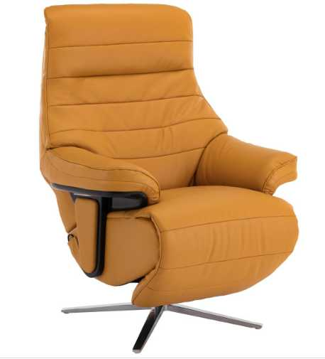 Shanghai Contemporary Battery Power Recliner Yellow 152050294 Unimerce Marketplace Collection